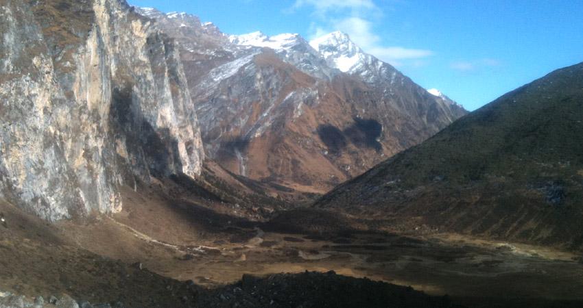 Chomolhari trek