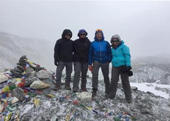 Everest Base Camp Short Trek