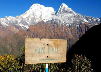 Mardi Himal short trek