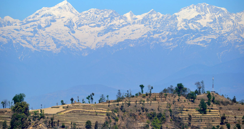 Himalaya tour