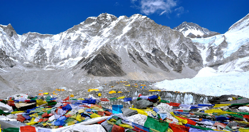 Everest Base Camp Winter Trek