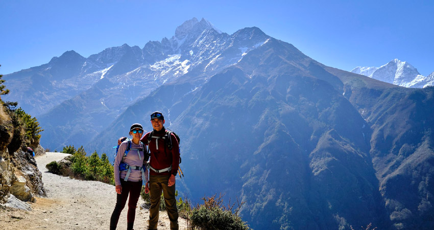 Honeymoon in Nepal