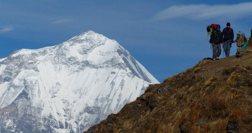 Khopra ridge trek