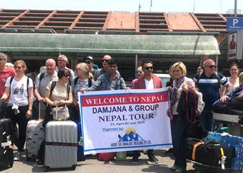 Nepal family tour