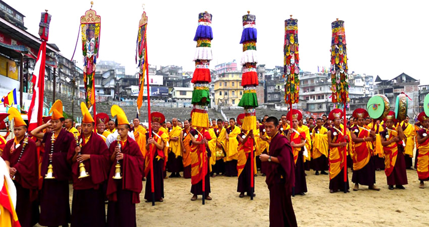 Sagadawa festival