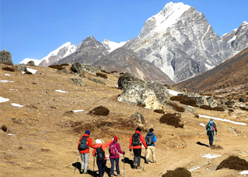 Nepal walking holidays