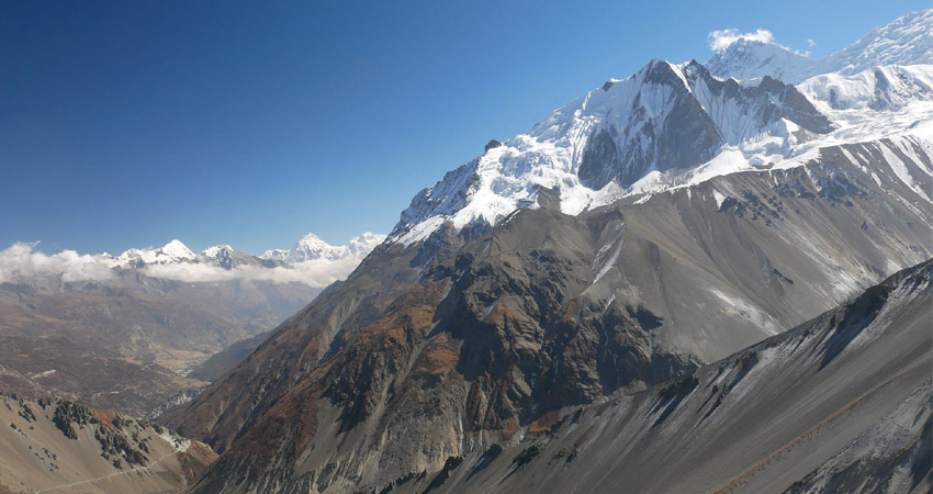 Annapurna range – Best time to trek in Annapurna mountain