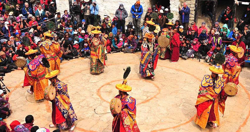 Tiji Festival in Mustang Nepal- Book your Trek for Tiji 2022
