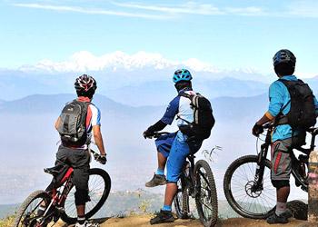 Kathmandu bike