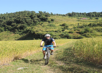 Pokhara mountain bike