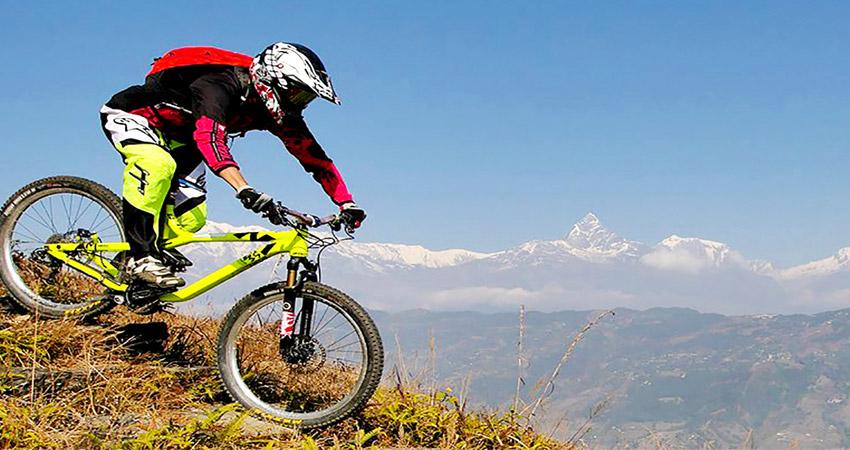 Pokhara mountain bike