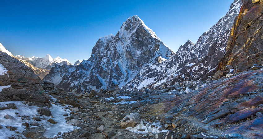 cho la pass trek