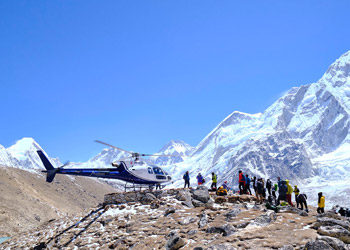 everest base camp easy trek