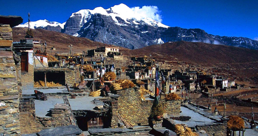 Nar phu valley short trek