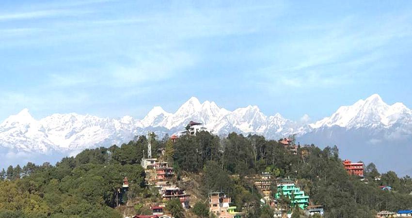 Day hike from Kathmandu