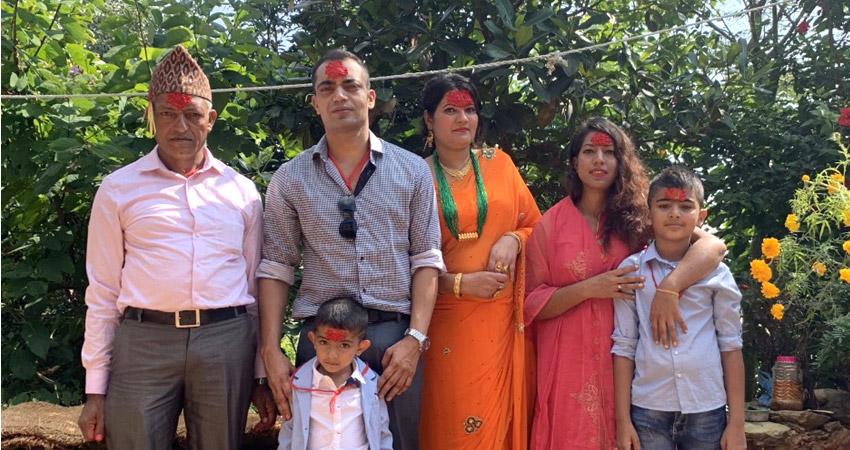 Dashain festival