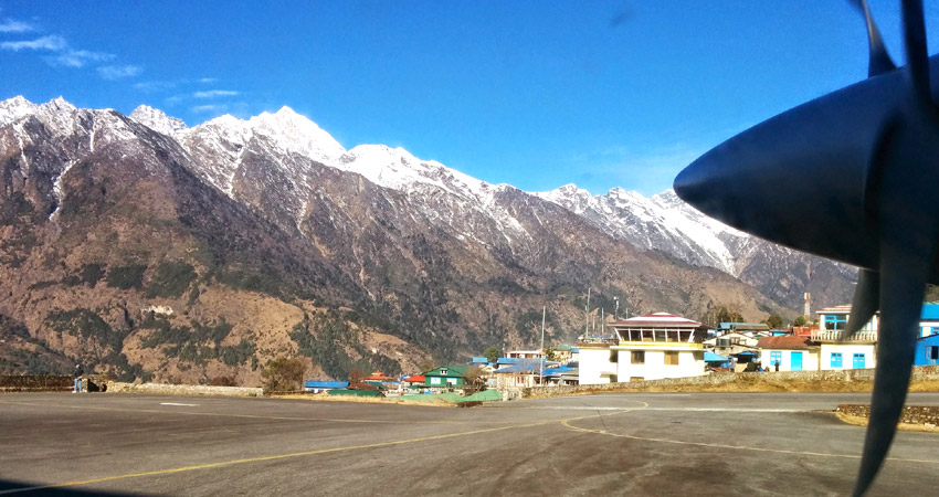 Lukla weather