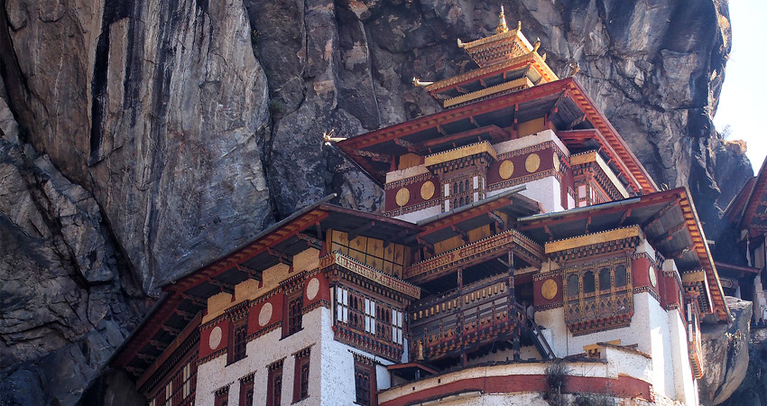 Where is Bhutan, interesting facts, location and geographical information