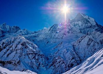 Annapurna base camp trek 5 days