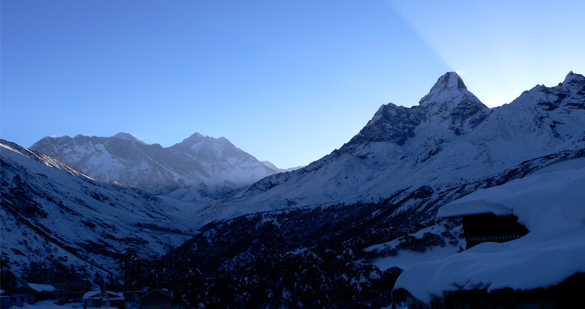 everest base camp trek 10 days