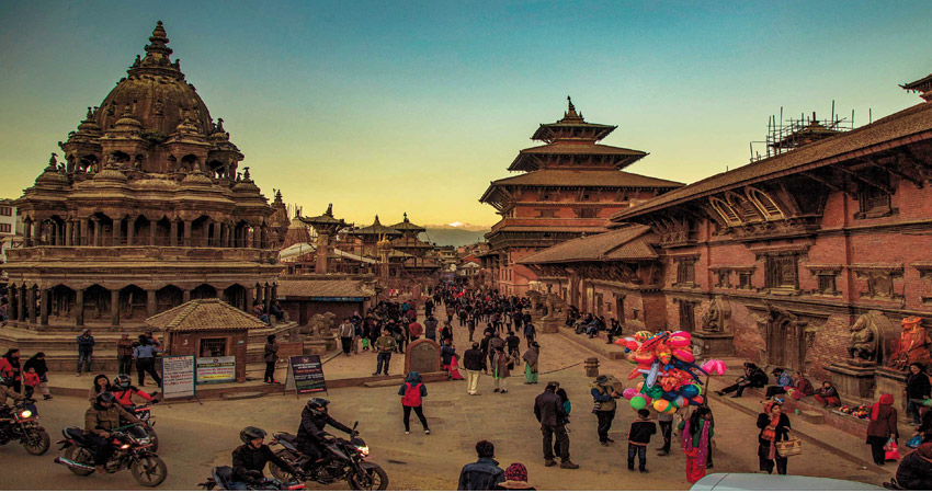 Where is Kathmandu? Capital of Nepal, location facts and information