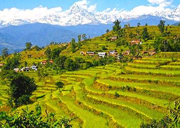 Annapurna skyline trek