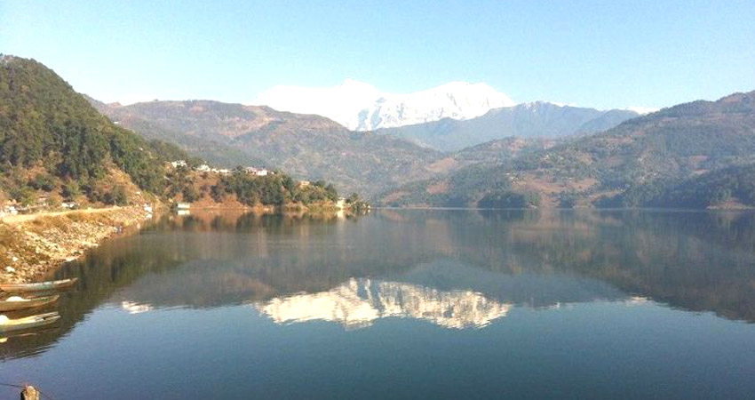 lakes of nepal