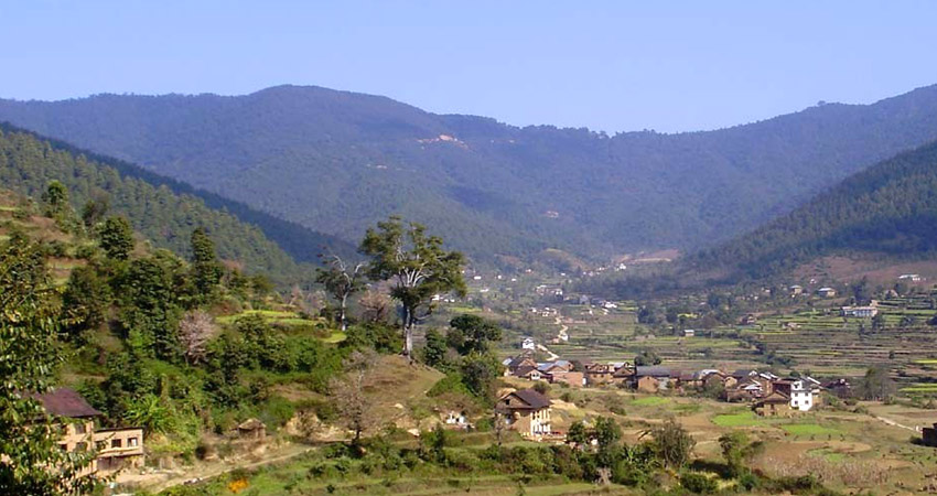 Chitlang Village Tour