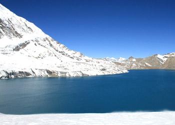 Tilicho lake short trek