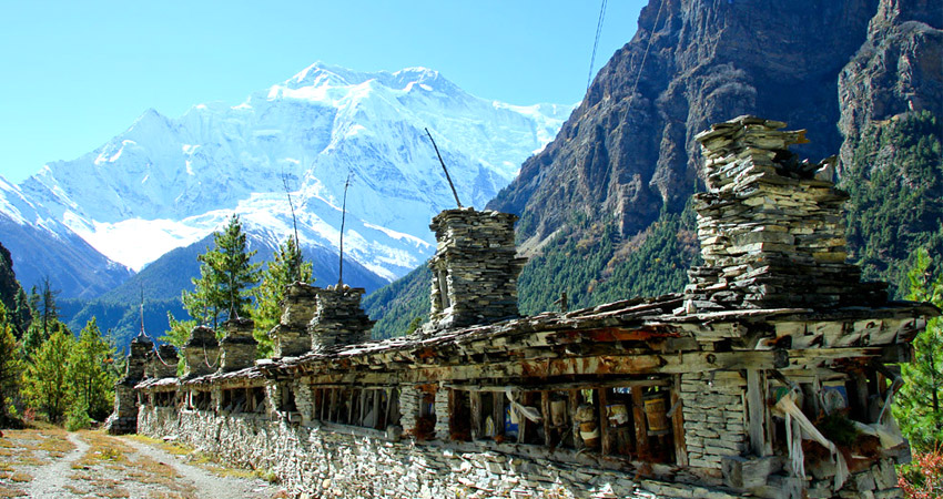 Hiking Annapurna circuit