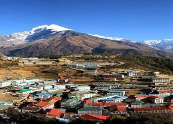 Everest base camp trek 5 days