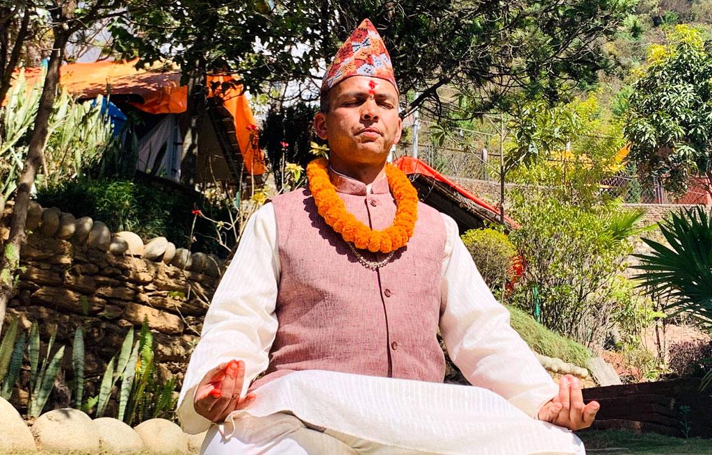 Swami Yog Subodh (Dr. Subodh Simkhada)